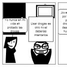 No mas drogas