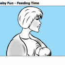 Baby Fun - Feeding Time
