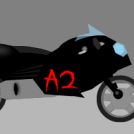 """A2 The Fire Bringer"" Bike"