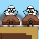 Chicken Stormtroopers