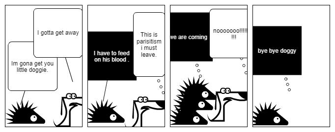 parisitism