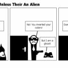 Nbody Get's In..... Unless Their An Alien