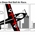 El Comic # 166 - San Diego Red Bull Air Race.
