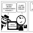 PINHEAD E FREDDY ANALISANDO FILMES