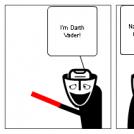 The real Darth Vader