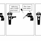 ninja vs. hitman pt.2