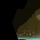 los domingueros invaden la cueva