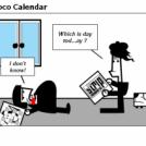 Choco Calendar