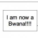 Level up: Bwana
