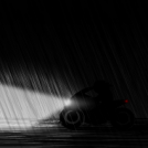 Speed under the rain