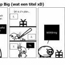 Geit neemt wraak op Big (wat een titel xD)