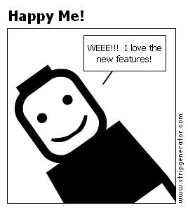 Happy Me!