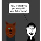 Paternal Combat