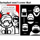 Bill the Klingon - Elastoplast won't cover that