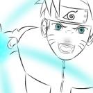 Uzumaki Naruto rasengan!