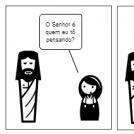 Jesus livre da cruz