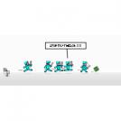 BlockHunt. Minecraft
