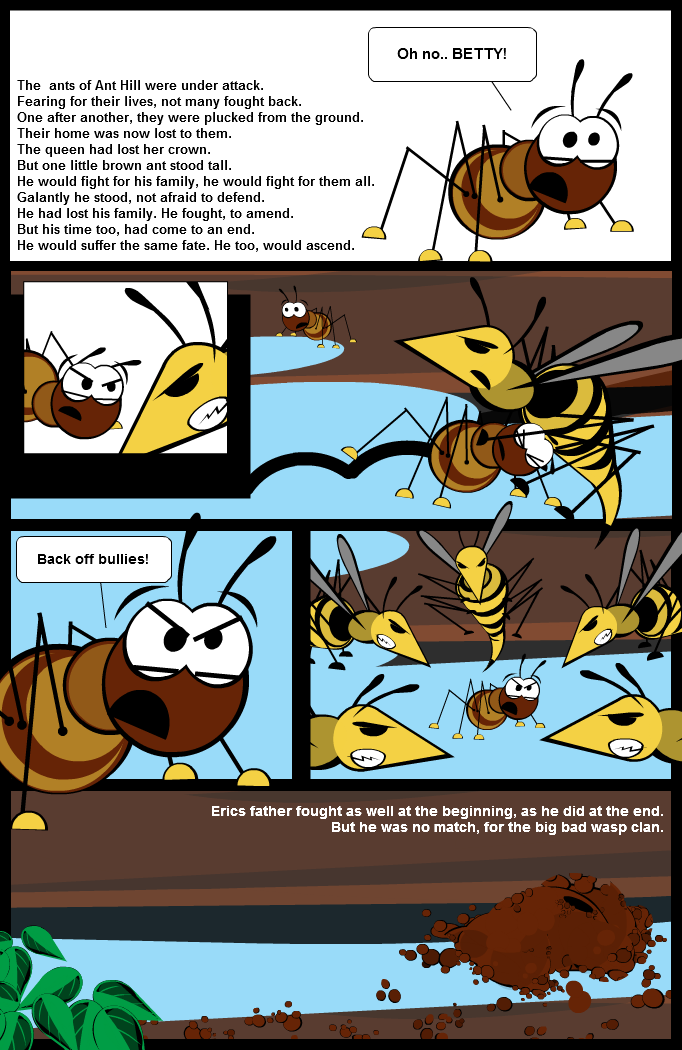 Ant Hill: Page 8