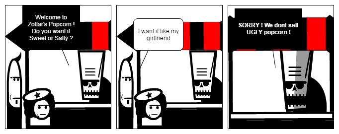 POPCORN (Redux)