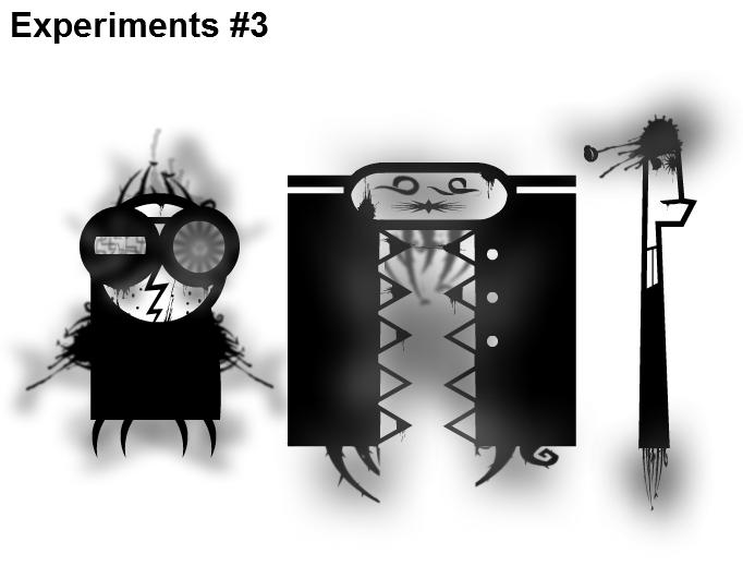 Experiments #3
