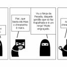 Conversa de Ninjas