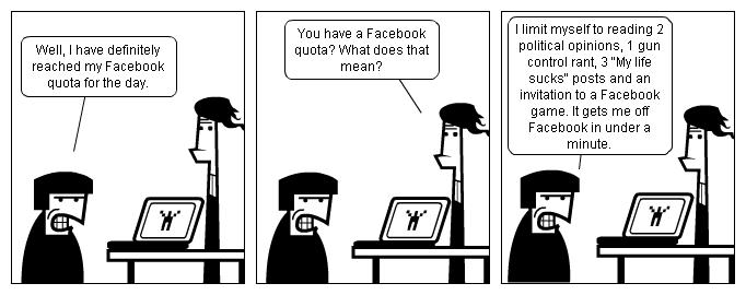 The Facebook Quota