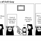 The Mis-Adventures of Evil Guy