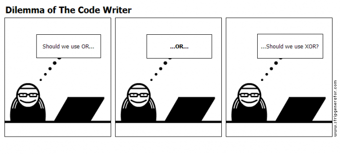 Dilemma of The Code Writer