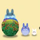 Totoro frame!