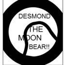DESMOND THE MOON BEAR!!