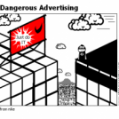 Dangerous Advertising