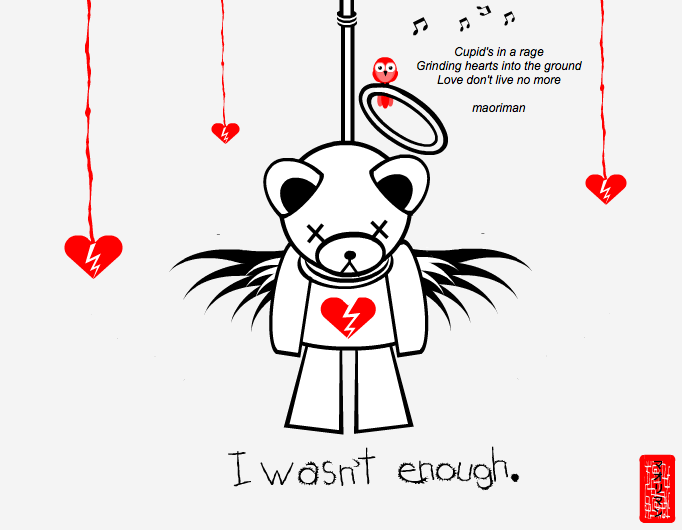 Anti-Valentine Haiku