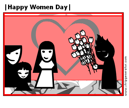 |Happy Women Day|