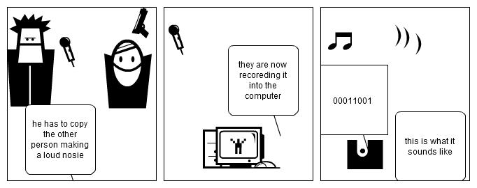 the nosie maker