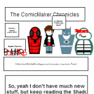 The ComicMaker Chronicles: V1 I2 6.3.13
