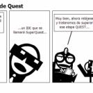 Jhames pasa de Quest