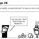 Weird Ways #6