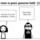 G-man is geen gewone held  (1)