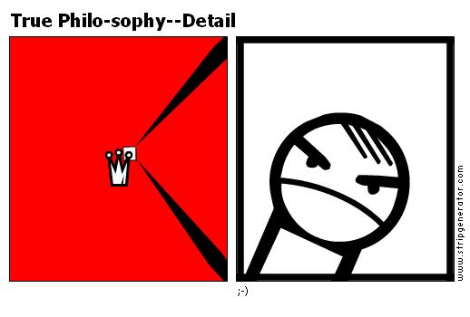 True Philo-sophy--Detail