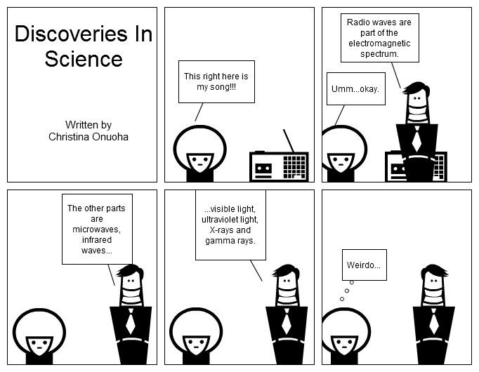 Discoveries In Science