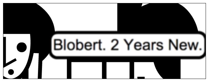 Blobert 2 Years