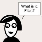 Fitbit not happy