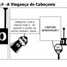Capitão Genivaldo 1# -A Vingança de Cabeçonis
