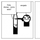 Guy dies in spanish