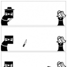 Black Ops trowing knife
