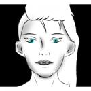 sketch woman