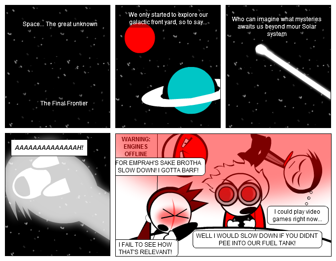Space Adventure (?)