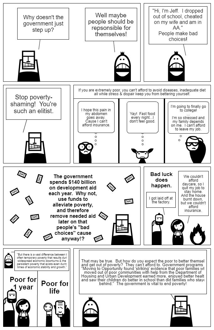 The Poverty Dilemma