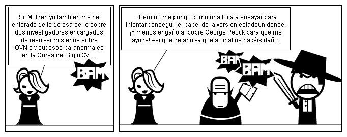 Joseon X-Files