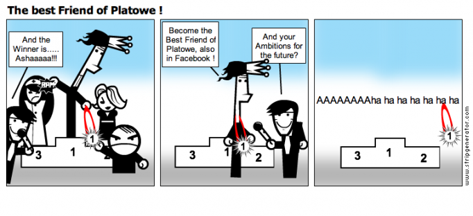 The best Friend of Platowe !